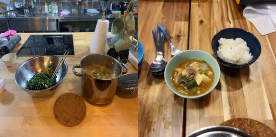 [맞춤돌봄] 마포구 노인복지기금 공모사업 '맛있는 외출' 요리 프로그램 진행