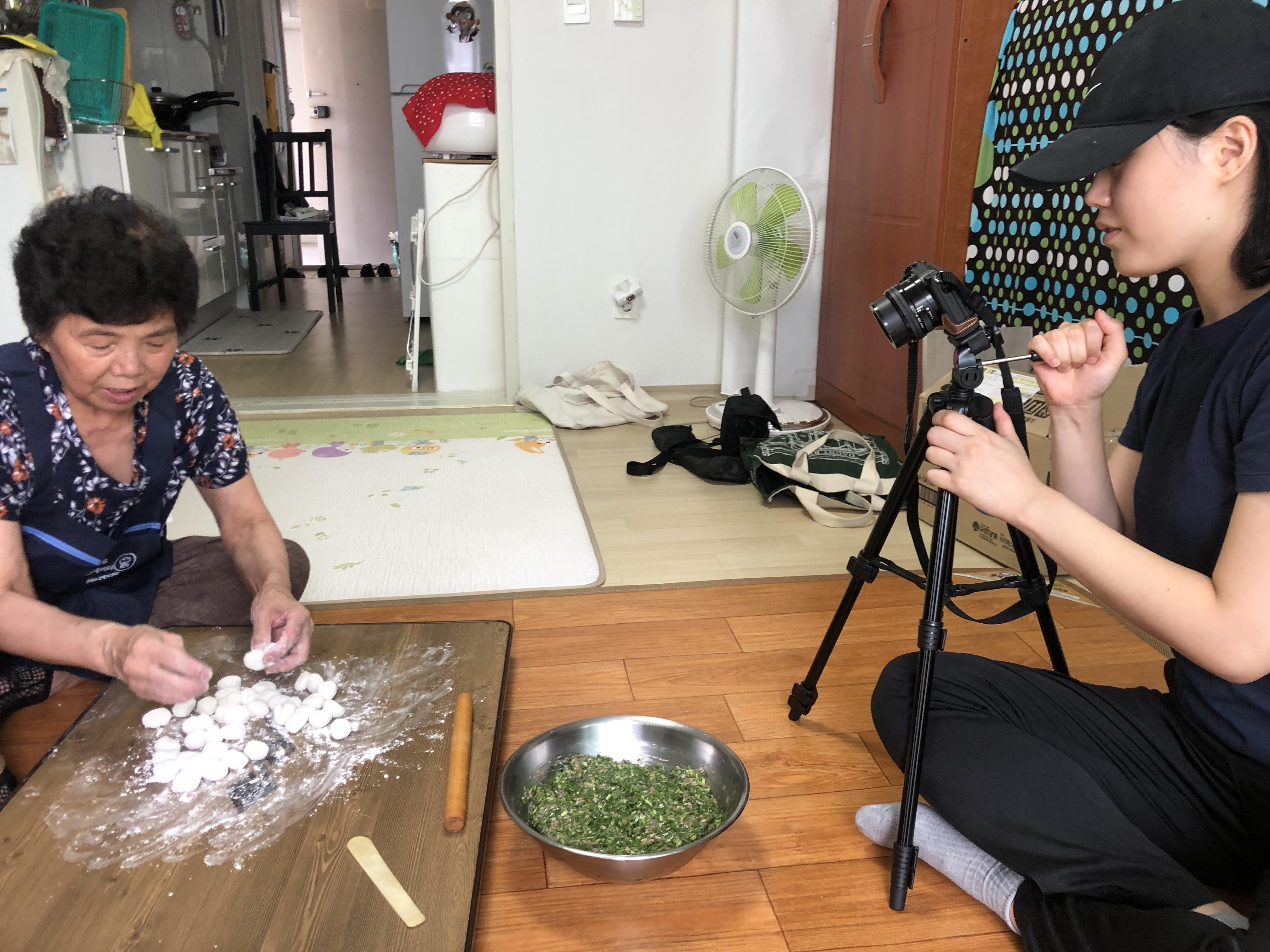 [재가지원] 재가어르신 요리 콘텐츠 제작 프로그램 '내가 바로 쿡(COOK)크리에이터!' 6차 활동