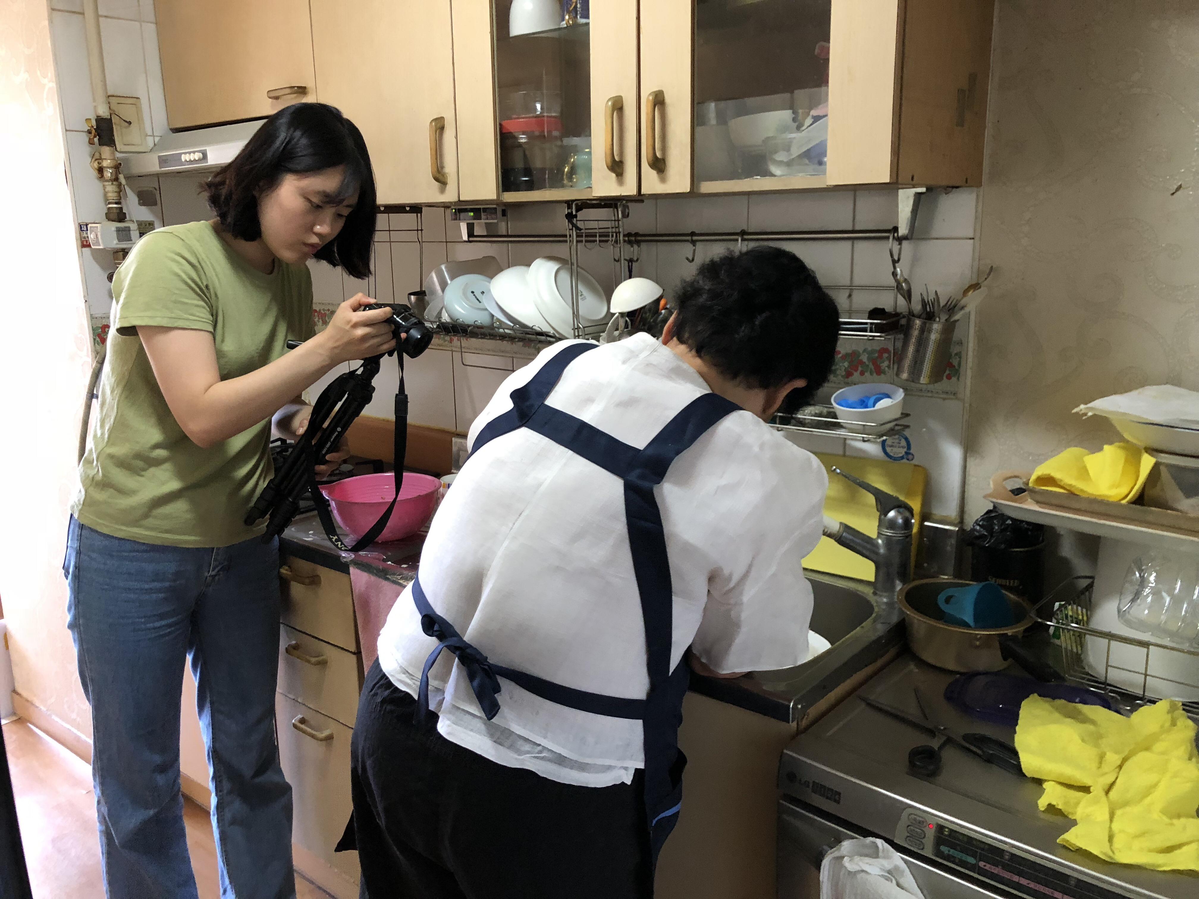 [재가지원] 재가어르신 요리 콘텐츠 제작 프로그램 '내가 바로 쿡(COOK)크리에이터!' 3차 활동