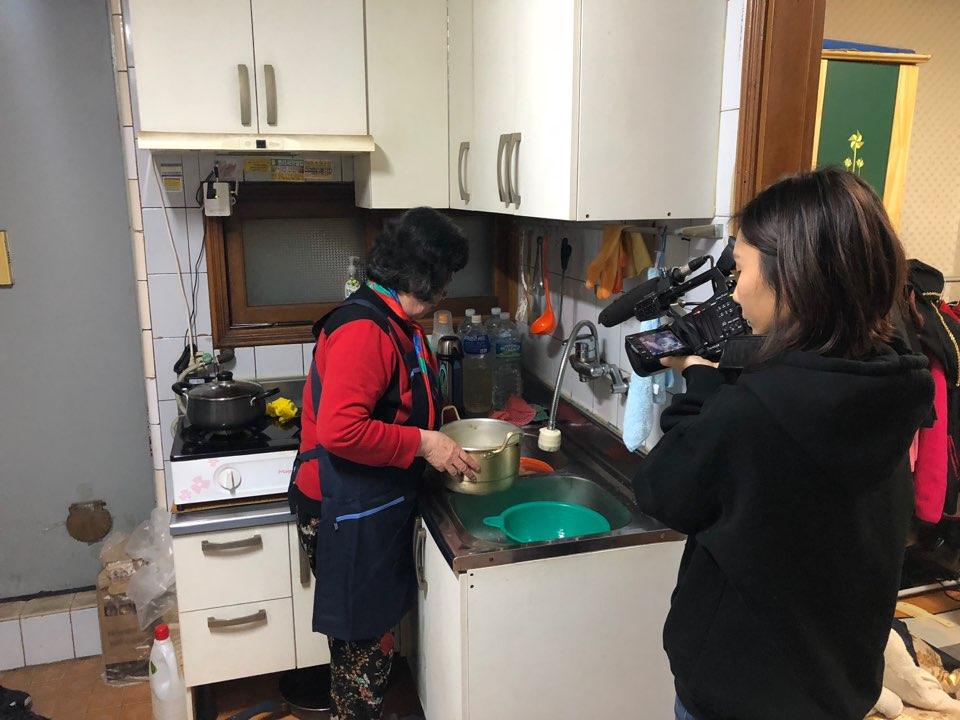 [재가지원] 재가어르신 요리 콘텐츠 제작 프로그램 '내가 바로 쿡(COOK)크리에이터!' 1차 활동