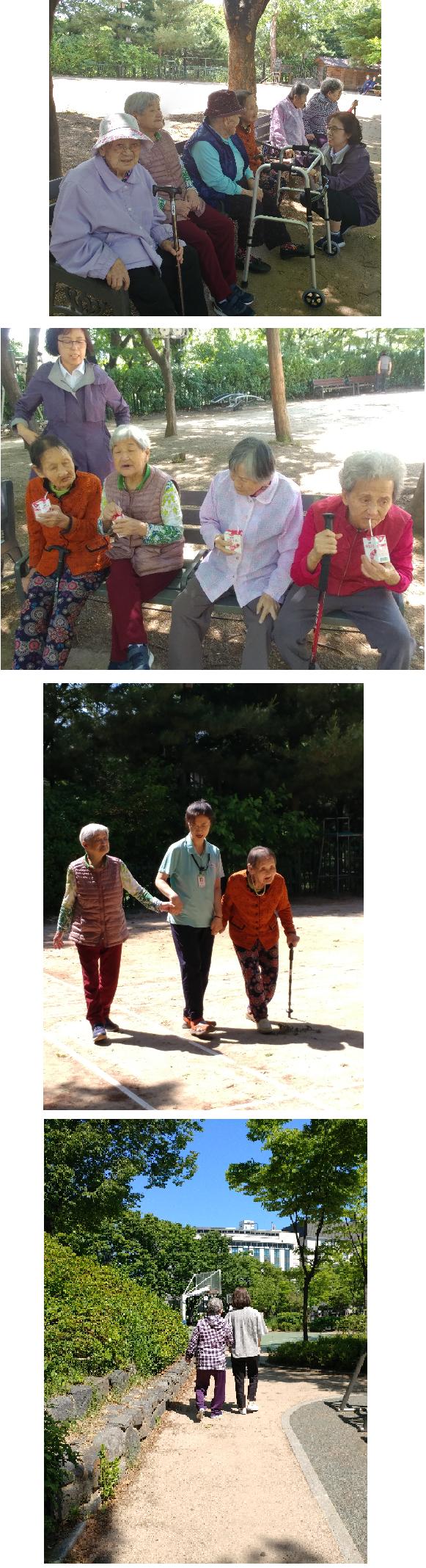 [데이, 요양] 특화 프로그램 소그룹 외출