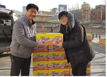 [1월 나눔] 코스트코 상봉점 후원물품 나눔