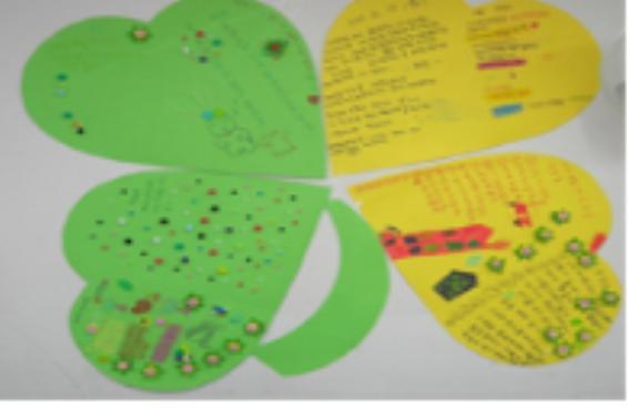 미술치료 자격증을 위한 심리교실에 참여한 기록들