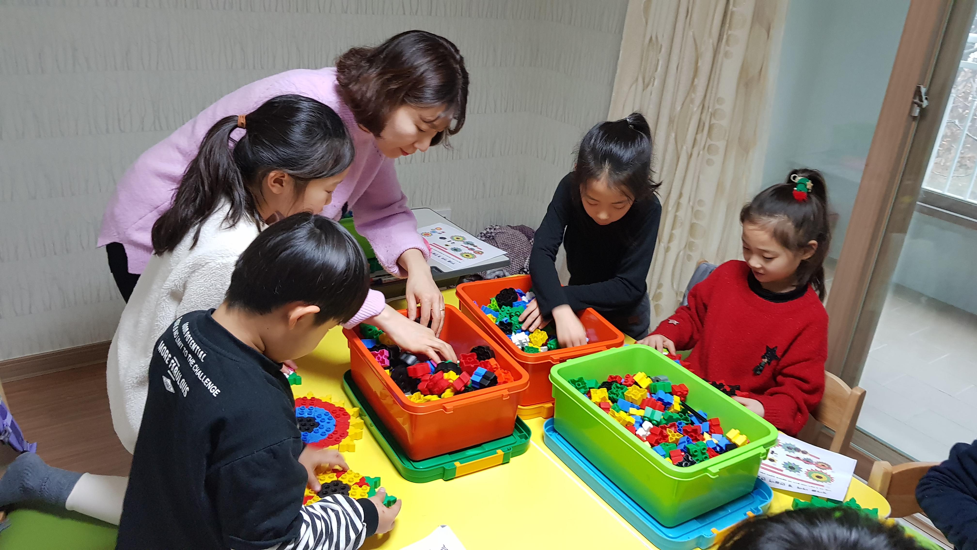 동서발전 자녀 돌봄교실 운영