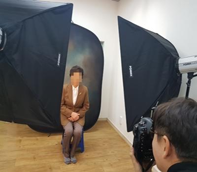 [송파재가노인지원센터] 2017년 어르신  장수사진 촬영 행사 진행