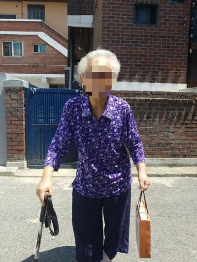 [송파재가노인지원센터] 2018년 6월 생신 떡 선물세트 전달 행사 진행