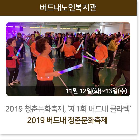 2019 청춘문화축제, '제1회 버드내 콜라텍'